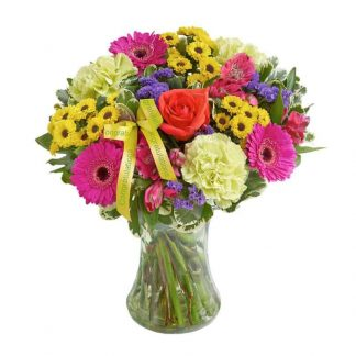 ramo de flores toscana
