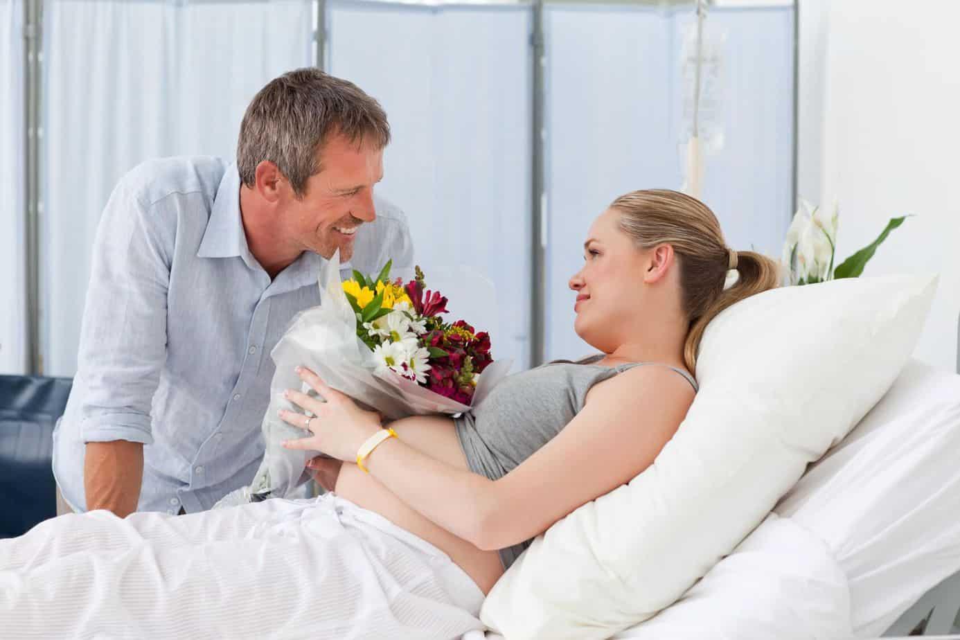 flores para dedicar a alguién en el hospital