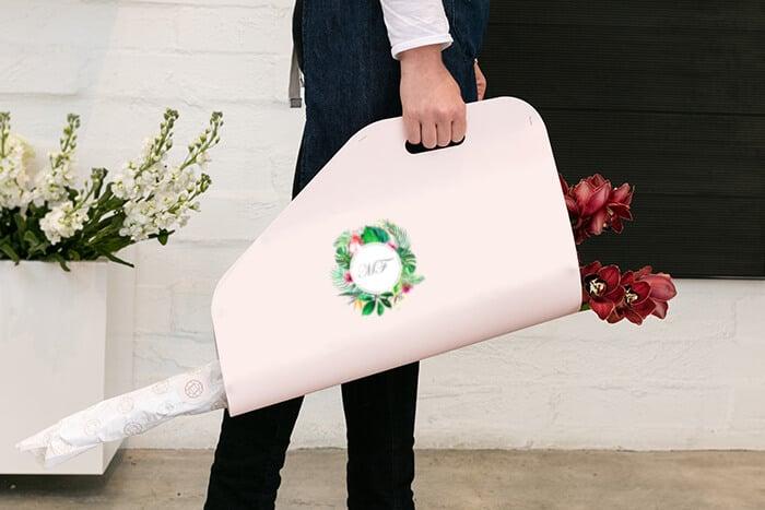 llevar flores a domicilio con estilo